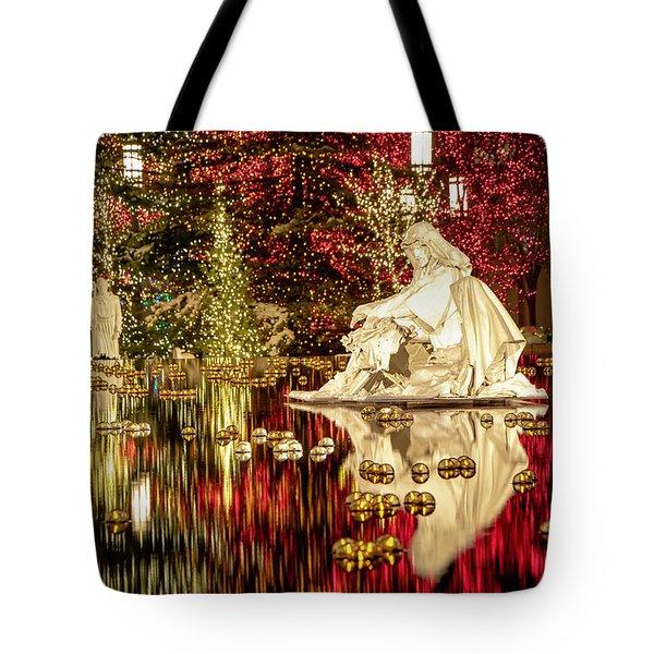 Holy Birth Tote Bag
