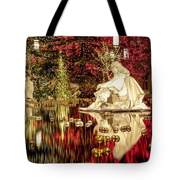 Holy Birth Tote Bag
