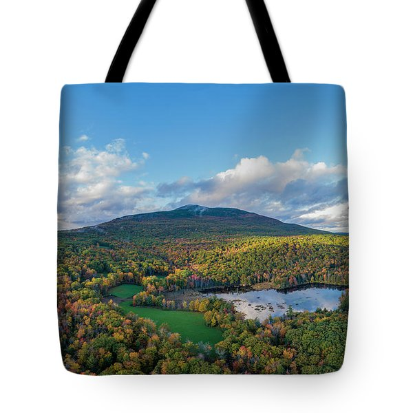 Home Of My Youth  Tote Bag