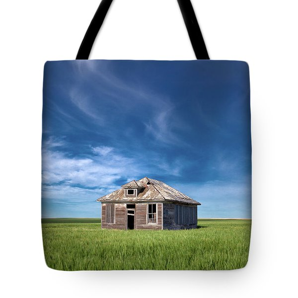 Homestead And Wheat Tote Bag