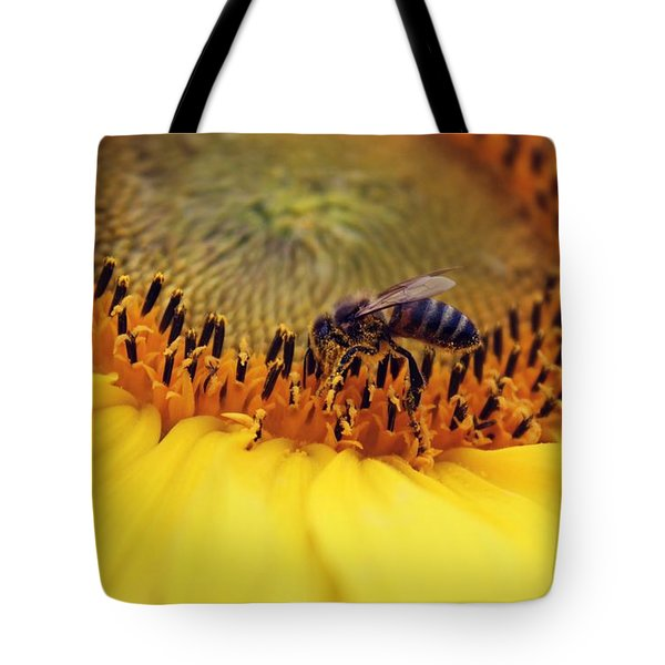 Tote Bag featuring the photograph Honey by Candice Trimble