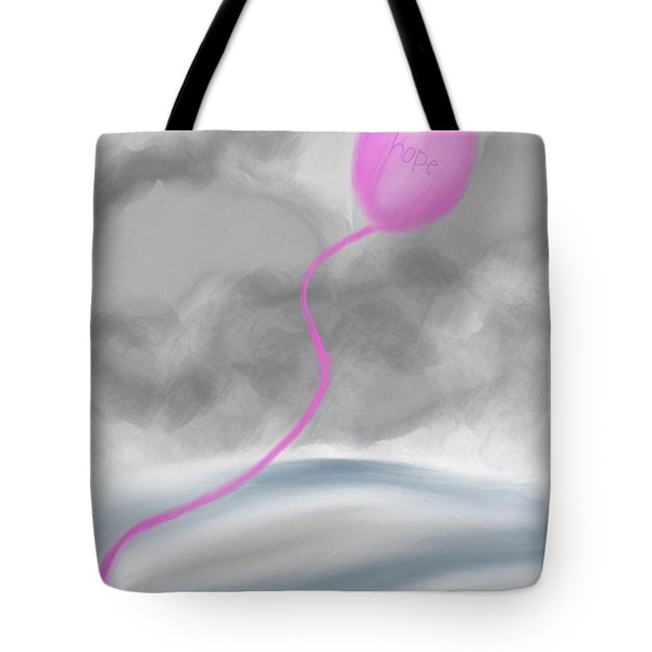 Hope Floats Tote Bag