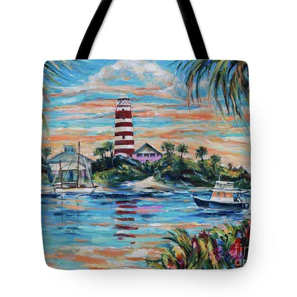 Hopetown Paradise Tote Bag