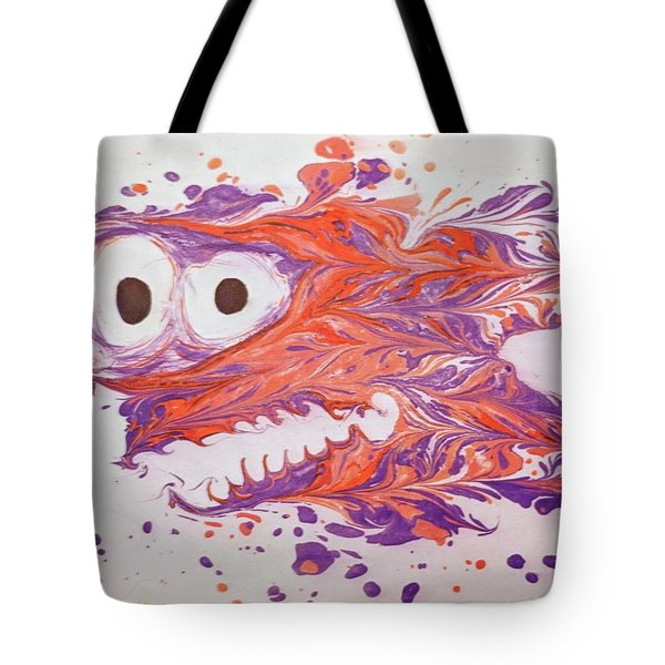 Horace On The Night Shift  Tote Bag