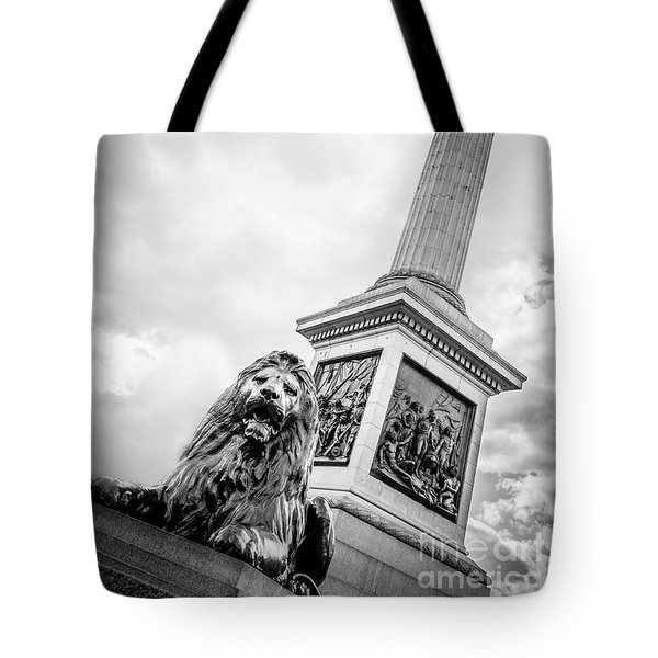 Horatio And The Lion Tote Bag