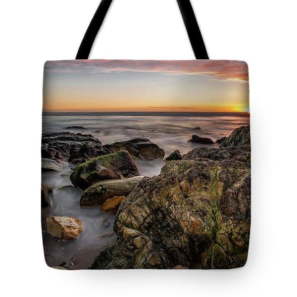 Horizon Glow Tote Bag