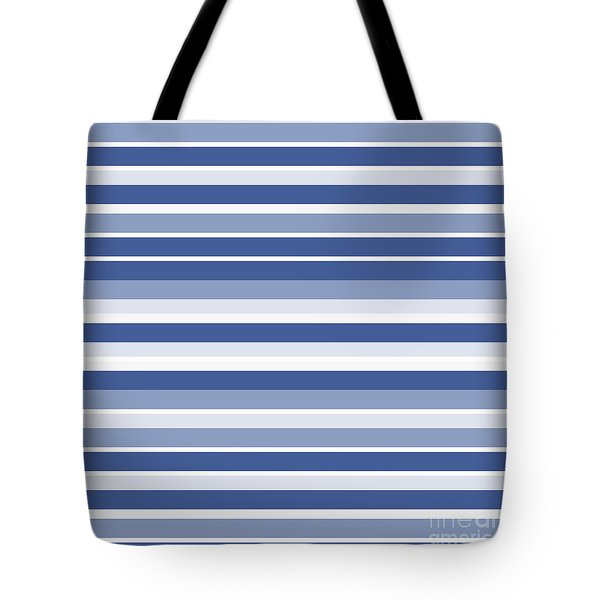 Horizontal Lines Background - Dde607 Tote Bag
