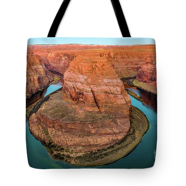Horseshoe Bend Tote Bag