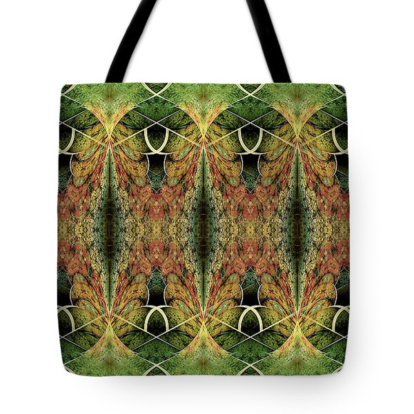 Tote Bag featuring the digital art Hosea by Missy Gainer