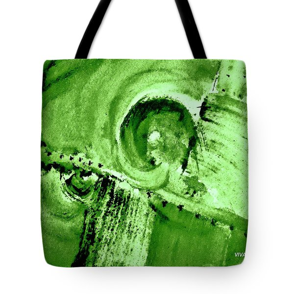 How Green Was My Valley Tote Bag
