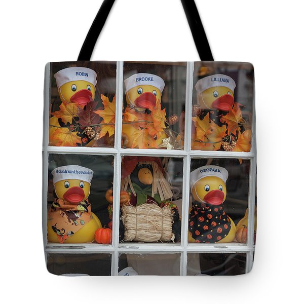 How Much Is That Ducky In The Window Tote Bag