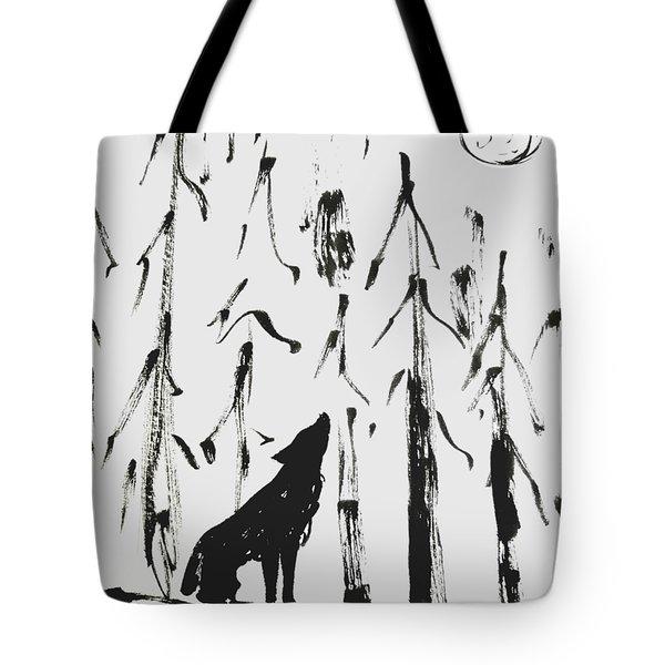 Howl #2 Tote Bag