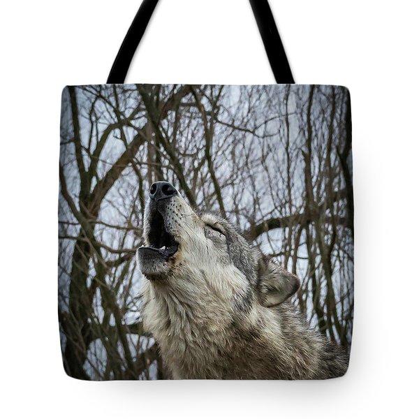 Howlin Tote Bag