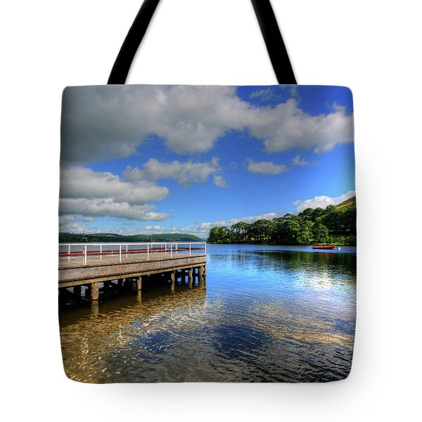 Howtown Tote Bag
