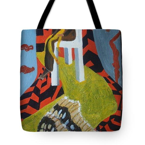 Human Capability Tote Bag