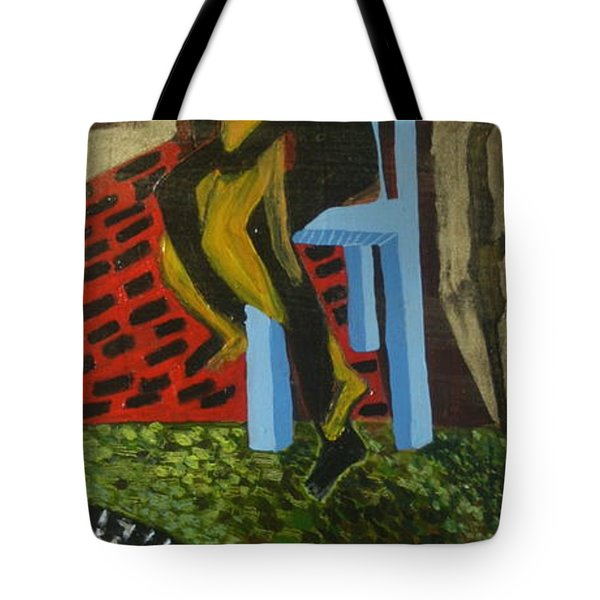 Humans And Their Capabilities Tote Bag
