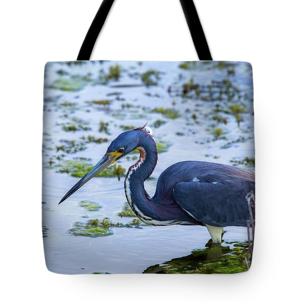 Hunt For Lunch Tote Bag