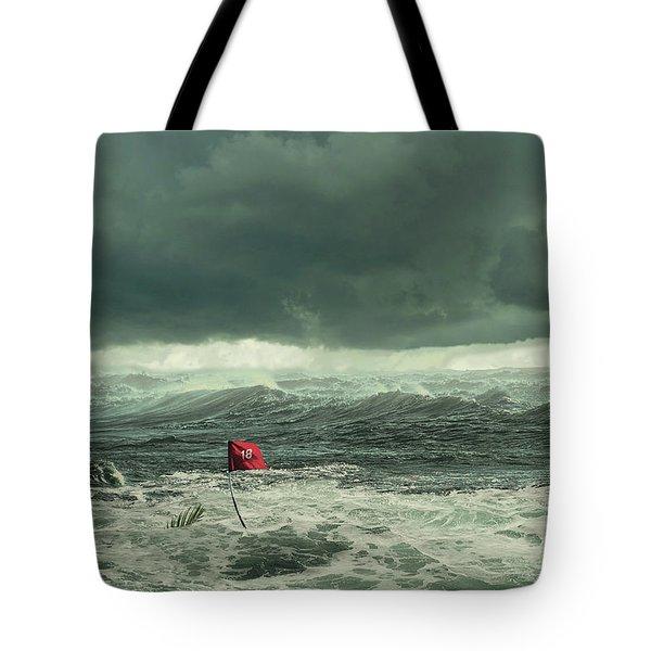 Hurricane Florence 2018 Tote Bag