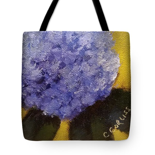 Hydrangea I Tote Bag