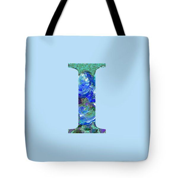 Tote Bag featuring the digital art I 2019 Collection by Corinne Carroll