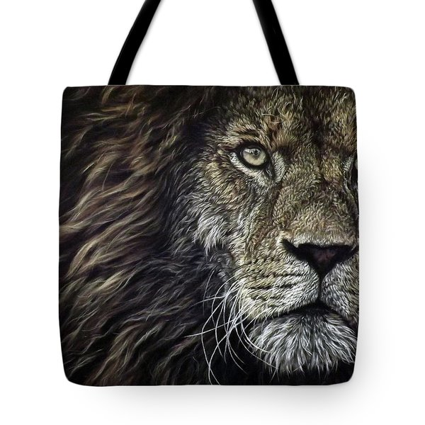 I Am King Tote Bag