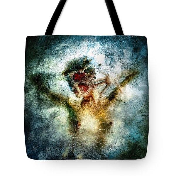 I Break Tote Bag