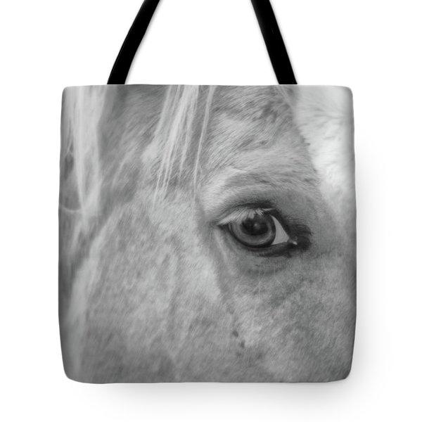 I C U Tote Bag