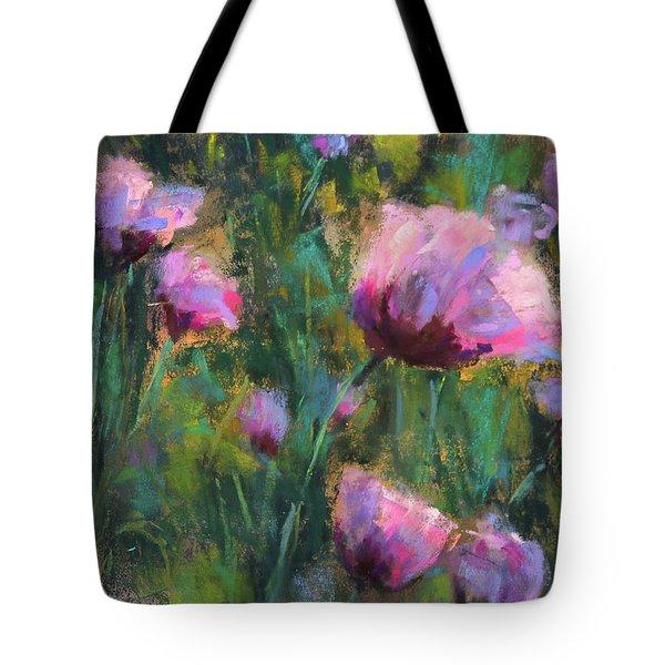 I Dream Of Purple Tote Bag