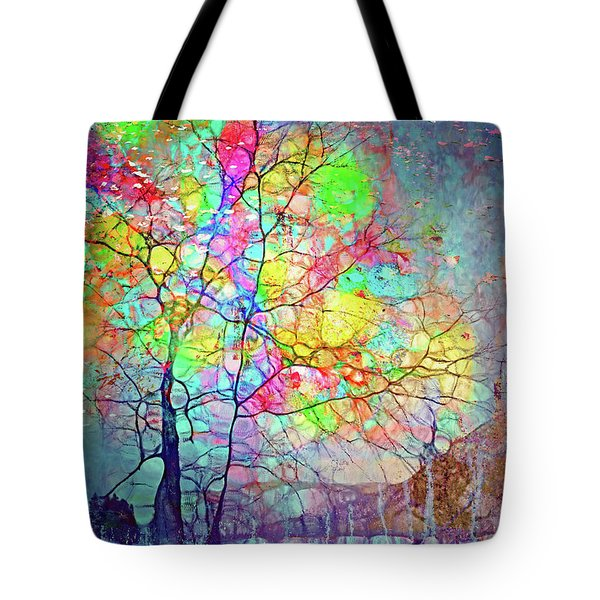 I Will Shine For You, Even In This Storm Tote Bag