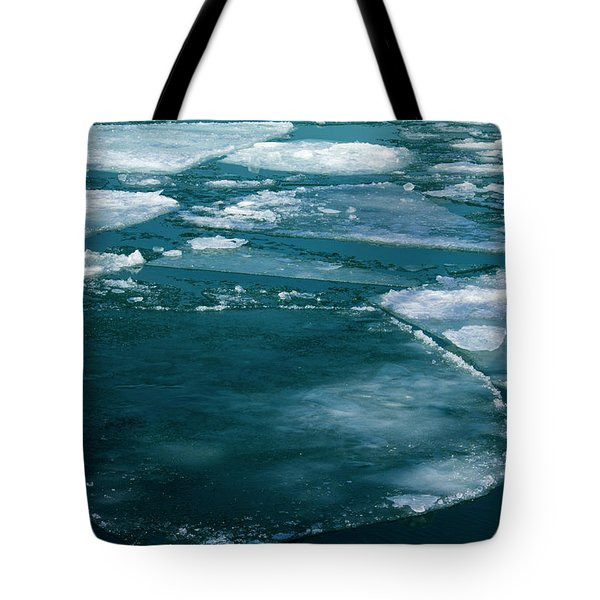 Ice 2 Tote Bag