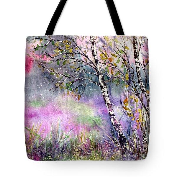 Idyllic Meadow Tote Bag