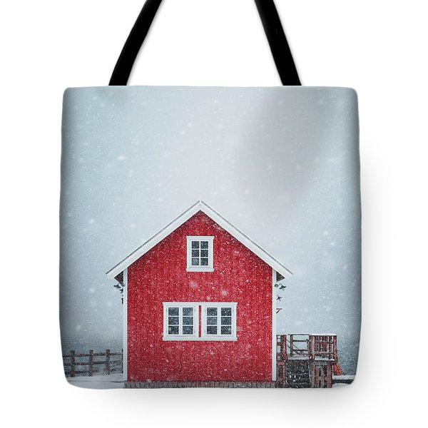 If My Heart Was A House Tote Bag