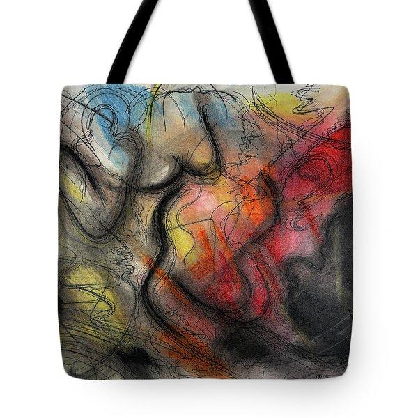 Ignis Sacrificium Tote Bag