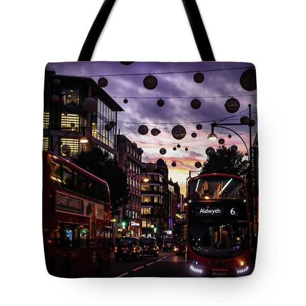 Illuminated Tote Bag