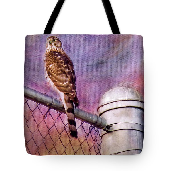 I'm Keeping My Eyes On You Tote Bag