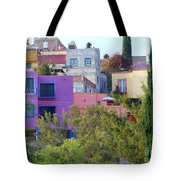 Tote Bag featuring the photograph Imagine This by Rosanne Licciardi
