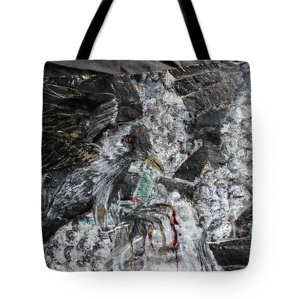 Immersed And Flawed By Cash Flow Tote Bag