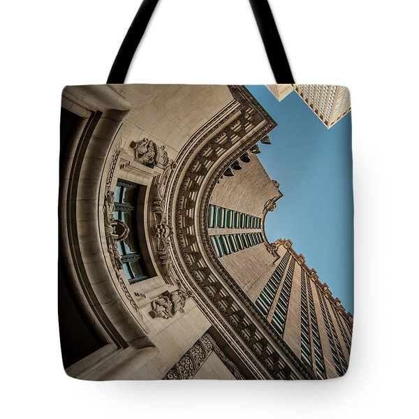 Immigrant Influence Tote Bag