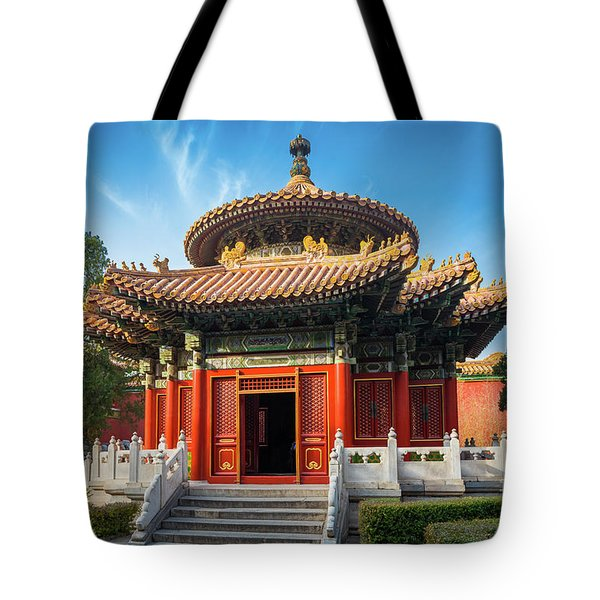 Imperial Garden Tote Bag