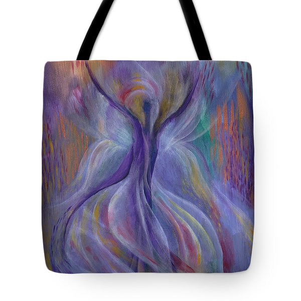 In Search Of Grace Tote Bag