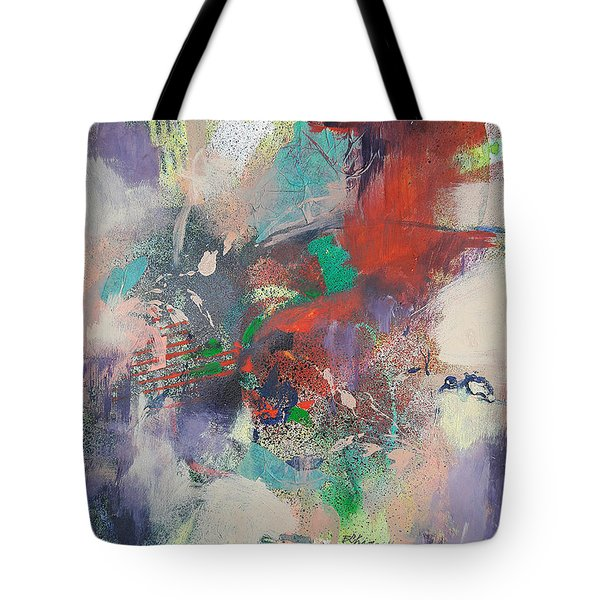 In Search Of Hope Tote Bag