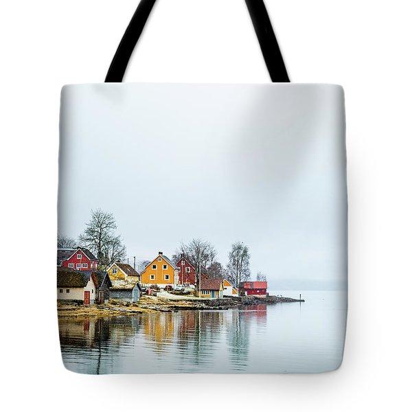 In Stillness Tote Bag