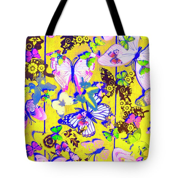 In Summer Sentiment Tote Bag