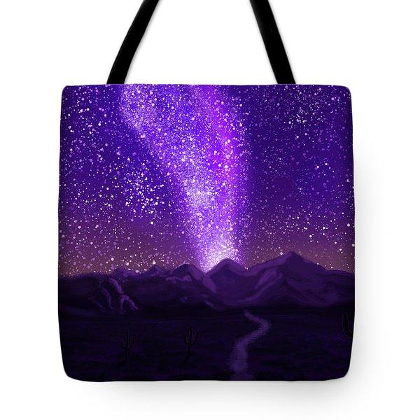 In The Arizona Night Tote Bag