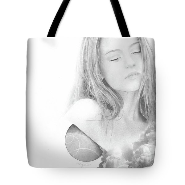 In The Clouds No. 1 Tote Bag