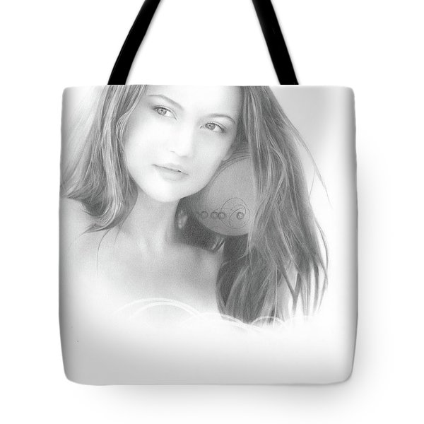 In The Clouds No. 2 Tote Bag