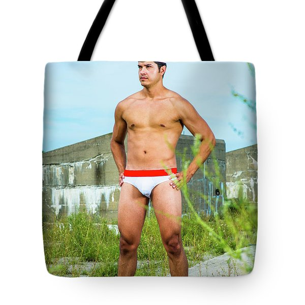 In The Land Tote Bag