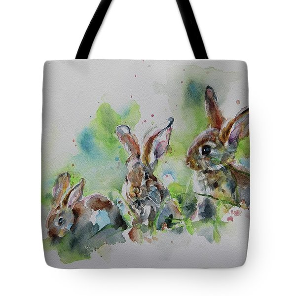 In The Meadow Tote Bag