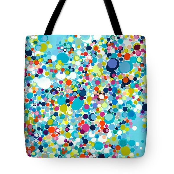 In The Meantime Tote Bag
