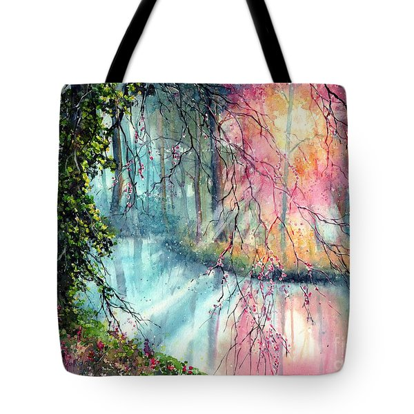 In The Nature Reserve Tote Bag